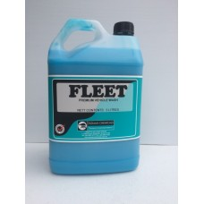 Tasman Chemicals: Fleet Premium Vehicle Wash 5lt, 20lt & 200lt